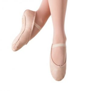 s0205g-bloch-dansoft-leather-girls-ballet-flat