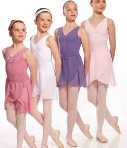 Ballet-Jazz-Tap-Capezio-Pinch-Front-Leotard-201
