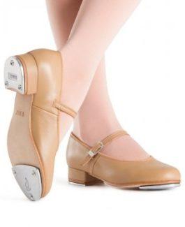 s0302g-bloch-tap-on-girls-tap-shoeTAN
